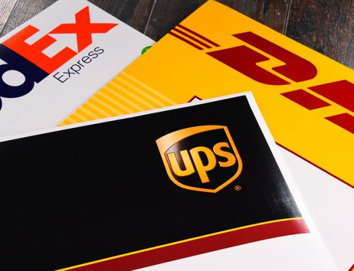 A Comparison Of DHL, Fed EX, UPS, And USPS: