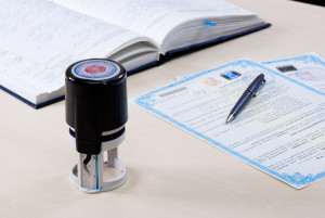 Stamp And Notary